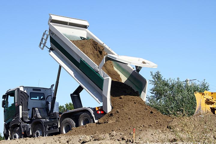 ถมดินสร้างบ้าน