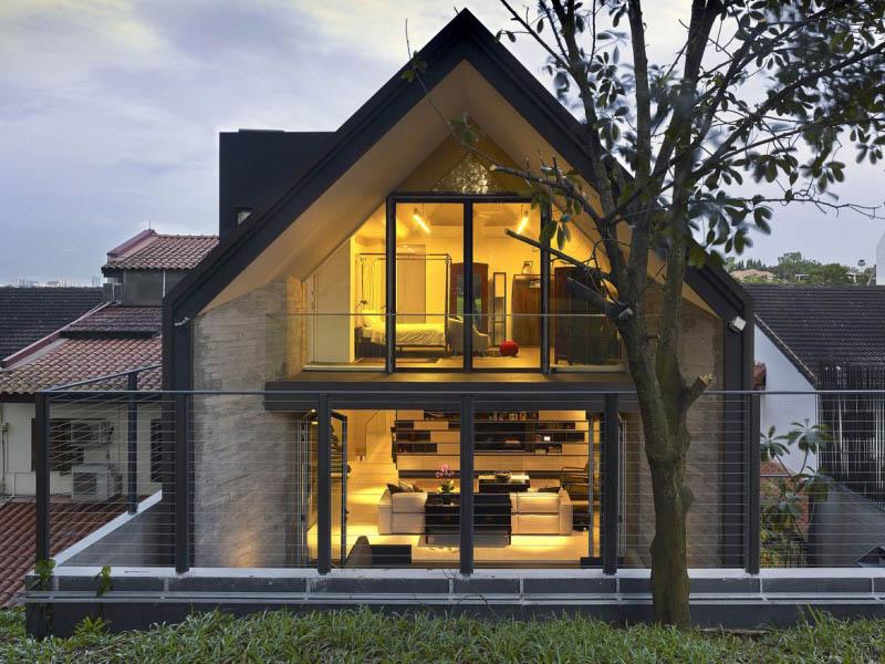 สร้างบ้านเดี่ยว อย่างไรให้อยู่เย็นเป็นสุข