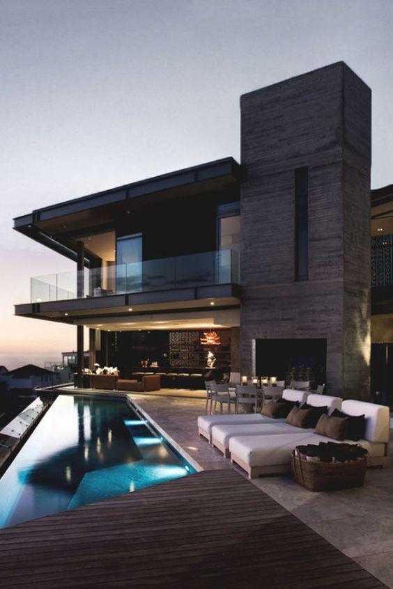 สร้างบ้านสไตล์โมเดิร์น