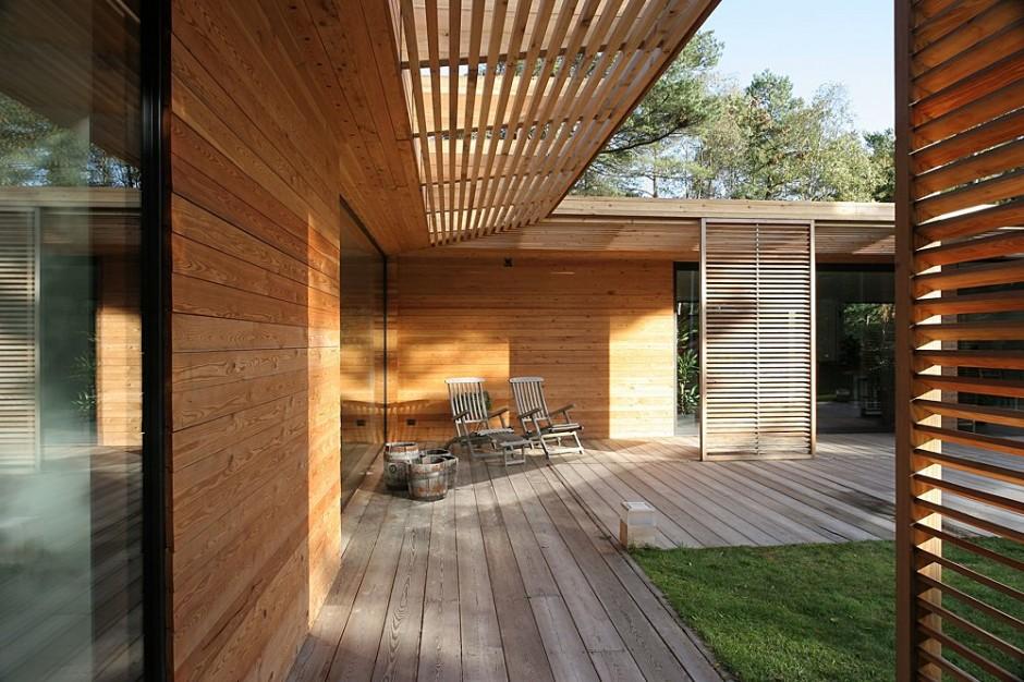สร้างบ้านไม้