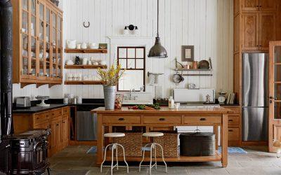 """แต่งห้องครัวให้สวยต้องทำความรู้จัก กับ""""โครงสร้างเคาน์เตอร์ครัว"""" ให้ดีเสียก่อน"""