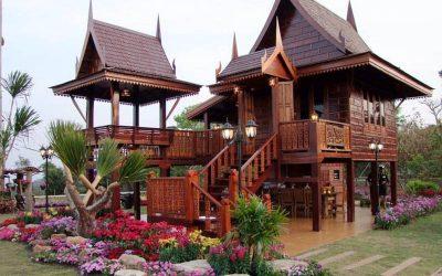 """บ้านไม้ยกพื้นสูง อย่าง """"บ้านทรงไทย"""" โบราณแต่ไม่ล้าสมัย ตอบโจทย์ทุกความต้องการของคุณ"""