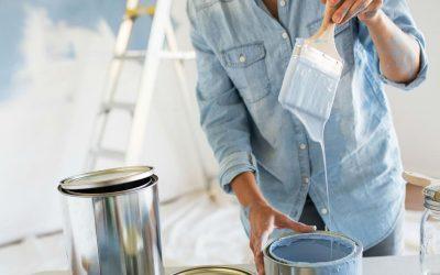ทาสีบ้านเอง กับเทคนิคทาสีบ้านง่ายๆแม้กระทั่งซอกเล็กๆ