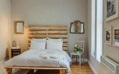 แต่งห้องนอนสวยๆ กับ 3 เทคนิคตกแต่งห้องนอนเล็กๆให้น่าอยู่