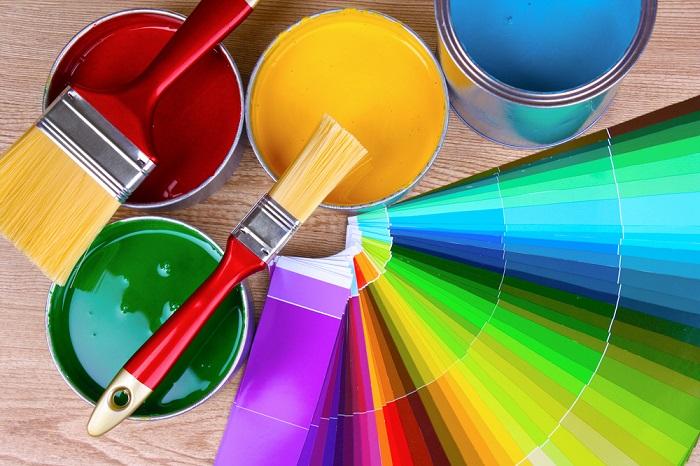 การทาสีบ้าน