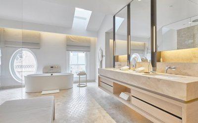 ตกแต่งห้องน้ำ ด้วย 6 อุปกรณ์สำหรับห้องน้ำเทรนด์ใหม่ที่น่าสนใจในปี 2018