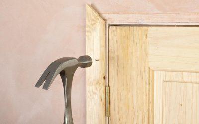 วงกบประตู บางกว่าผนัง ทำยังไงดี? ตามมาดูวิธีแก้และติดตั้งอย่างไรให้ลงตัว