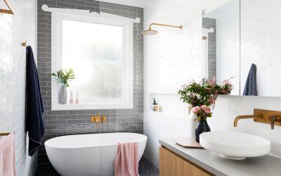 แบบกระเบื้องห้องน้ำ เลือกยังไงให้แจ่ม กับ 5 ไอเดียการเลือกกระเบื้องห้องน้ำหลากสไตล์